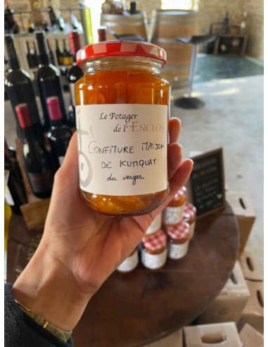 Confiture de kumquat